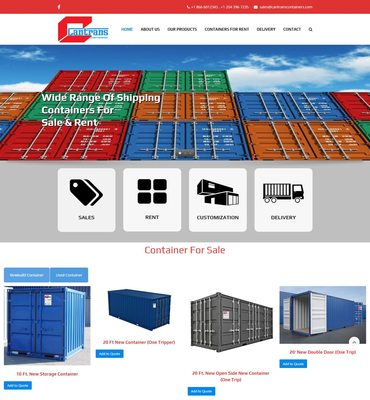 cantrans containers